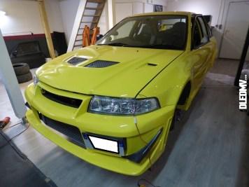 DLEDMV - Garage DAMS - 08