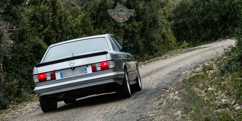 DLEDMV - Mercedes 500SEC Exclue - 05