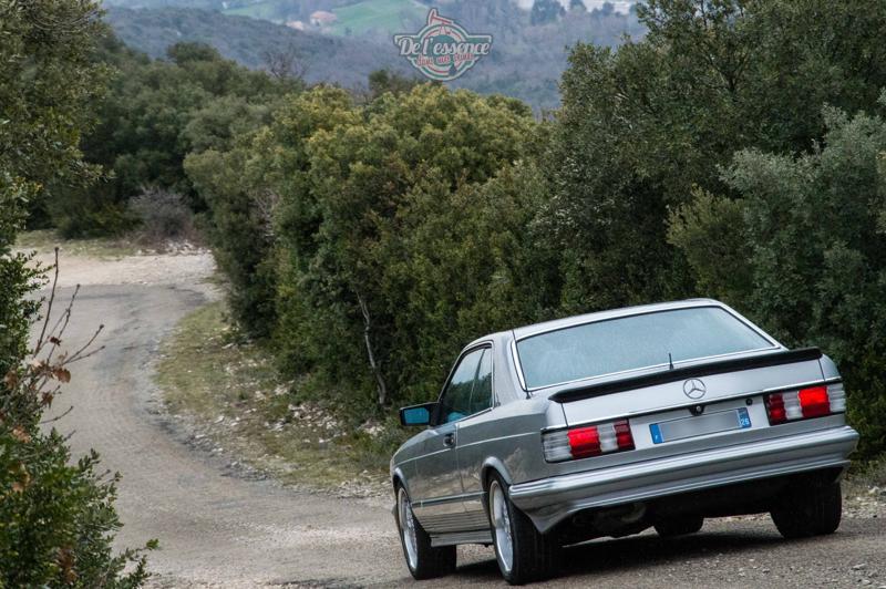 DLEDMV - Mercedes 500 SEC Exclue - 07