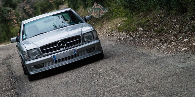 DLEDMV - Mercedes 500 SEC Exclue - 08