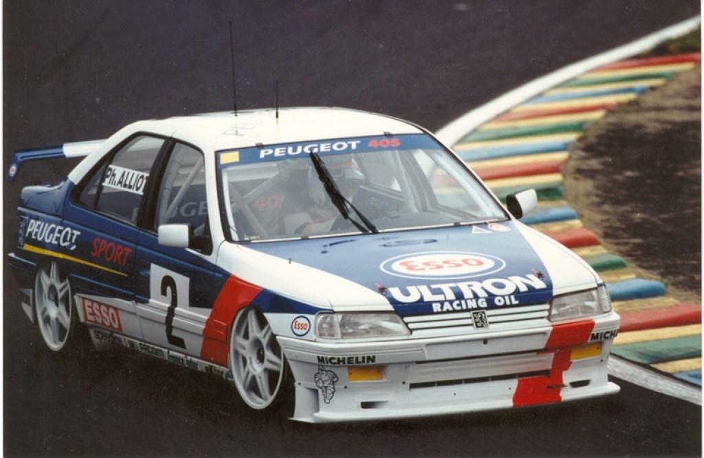 DLEDMV - Peugeot 405 Supertourisme - 05