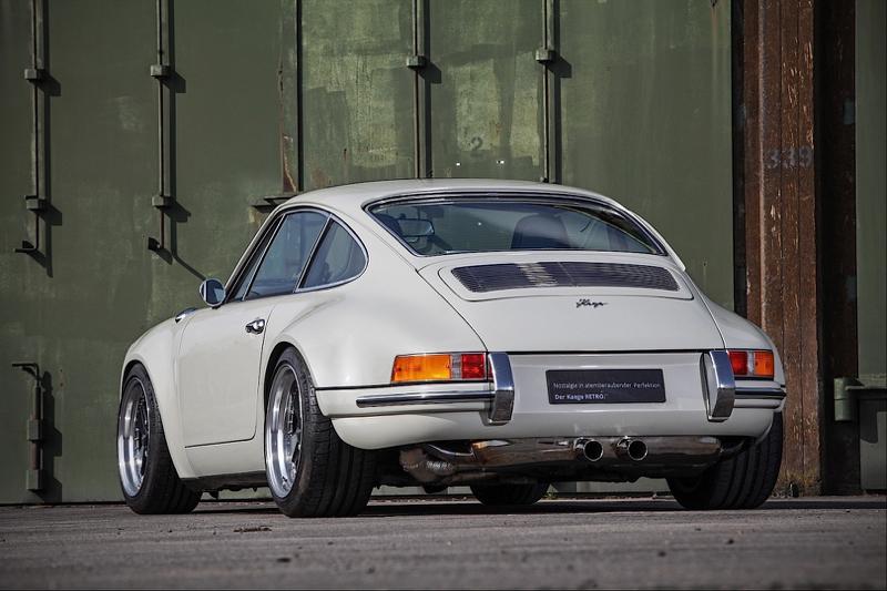 DLEDMV - Porsche 911 Kaege Restomod - 14