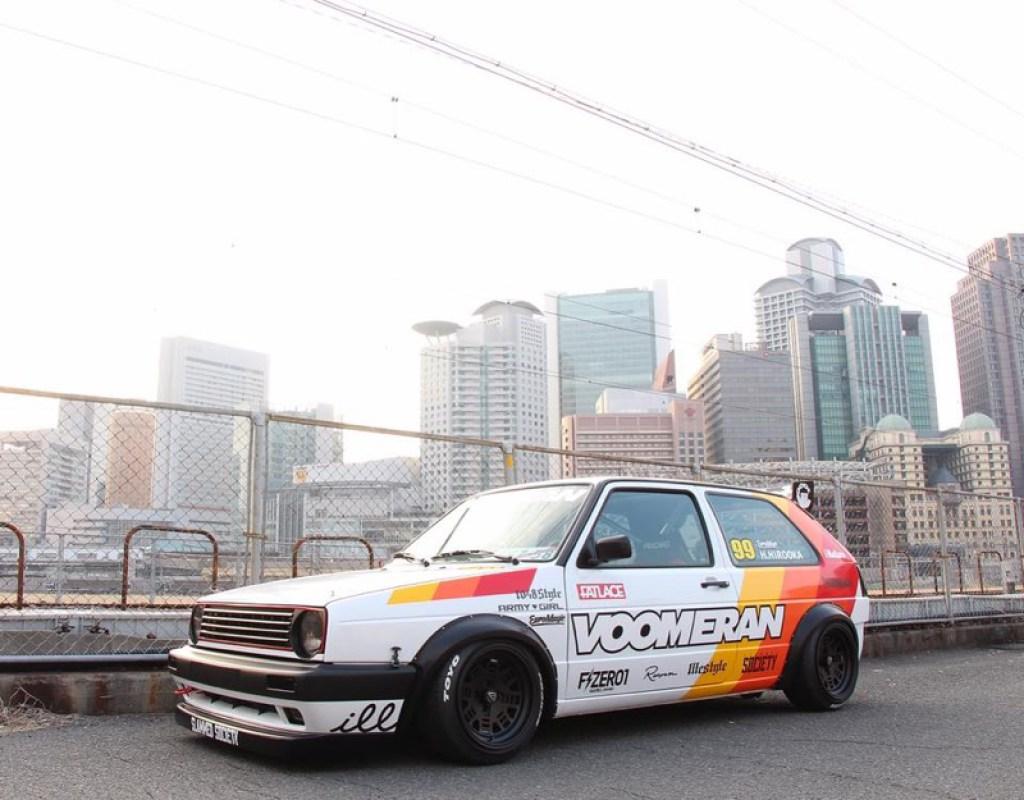 DLEDMV - VW Golf 2 GTI & R32 Voomeran - 10