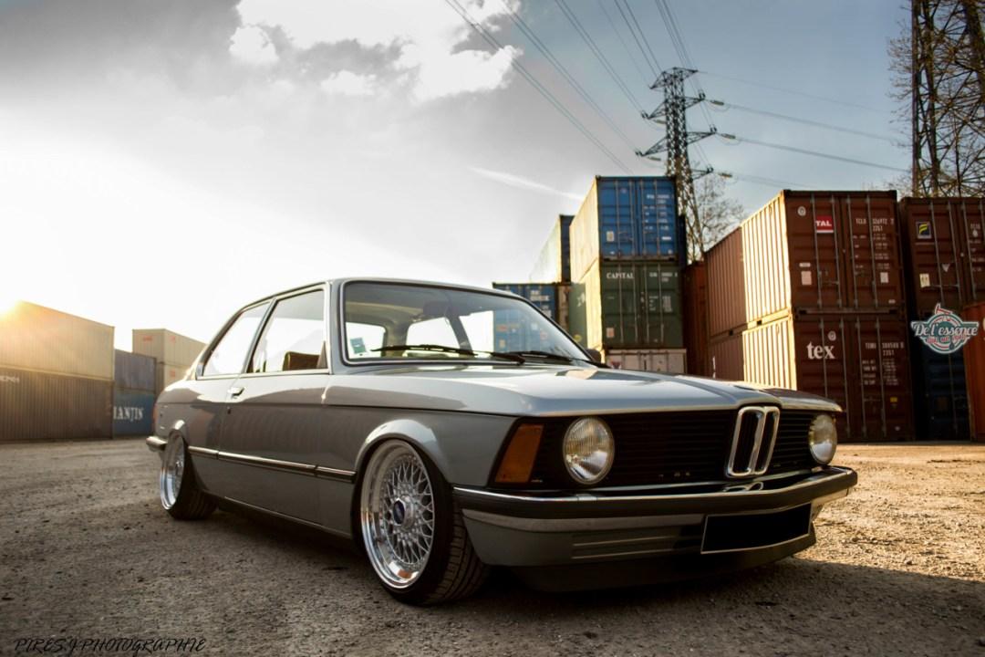 DLEDMV - BMW 318i Airride Jon & Pierre - 16