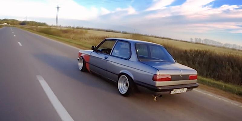 DLEDMV - BMW E21 Low Classic - 01