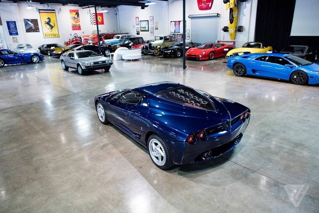 DLEDMV Ferrari FX unique 09