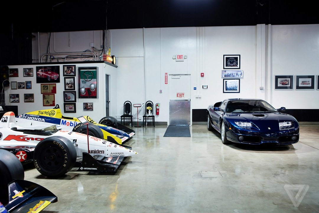 DLEDMV Ferrari FX unique 11