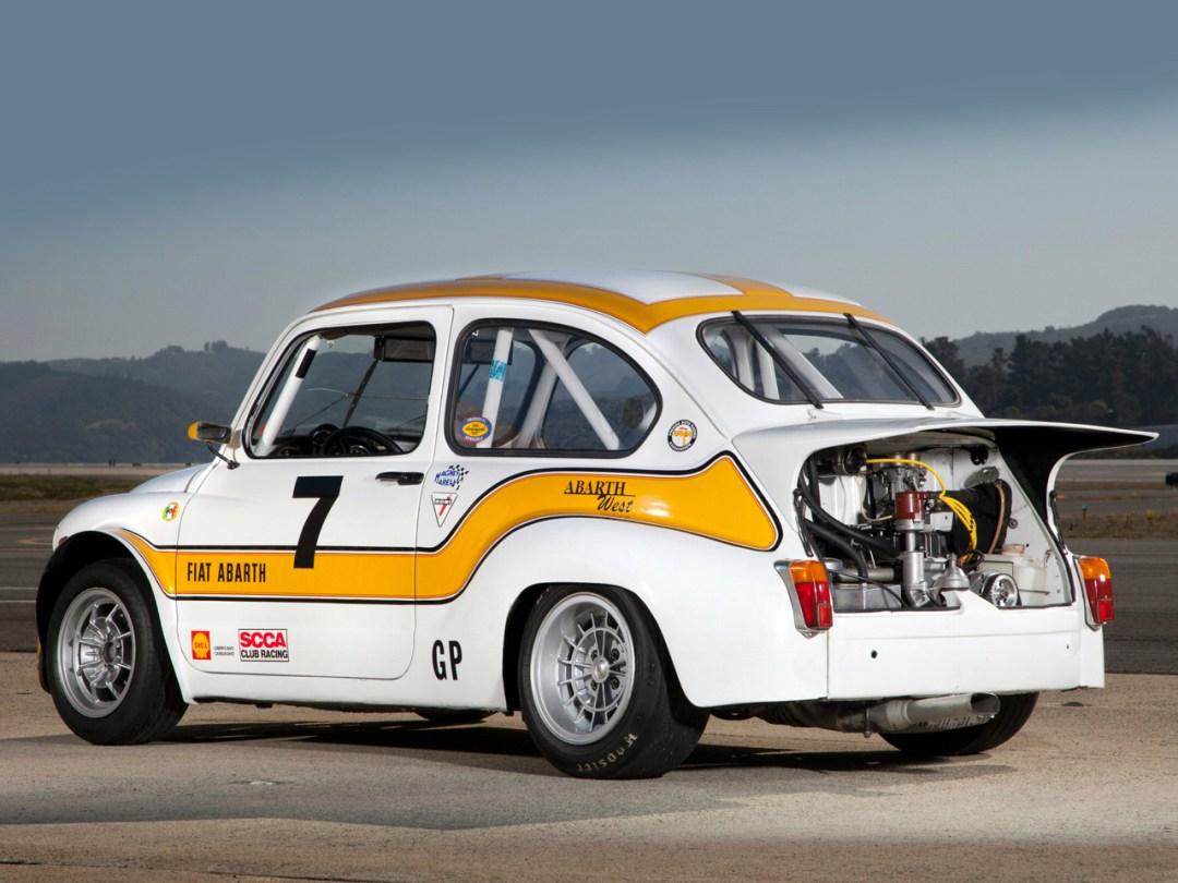 DLEDMV - Fiat 600 Abarth 1000 TCR - 06
