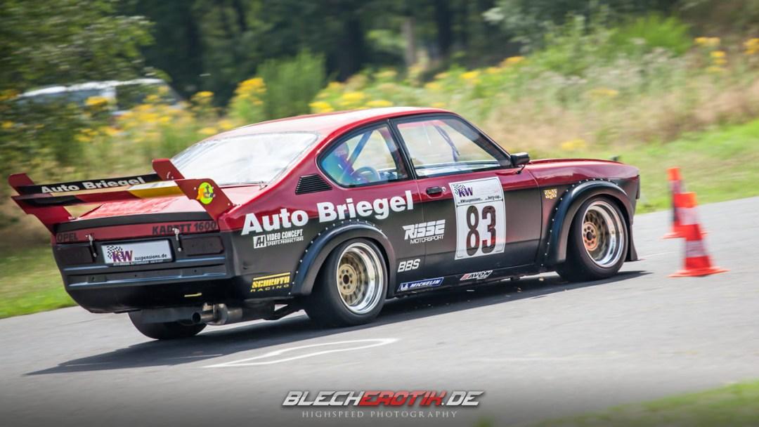 DLEDMV - Opel Kadett Hillclimb RISSE Motorsport - 04