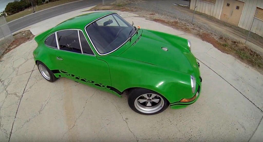 DLEDMV - Porsche 911 3.0 RSR Viper Green - 02
