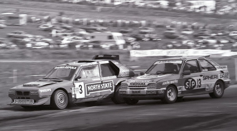 DLEDMV - Rallycross Brands Hatch 87 - 02