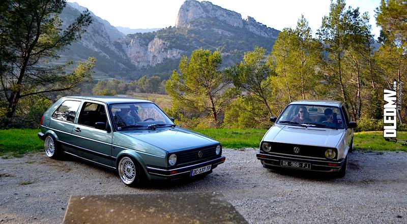DLEDMV - VW 2 GOlf 2 Bastien & Matthieu - 12