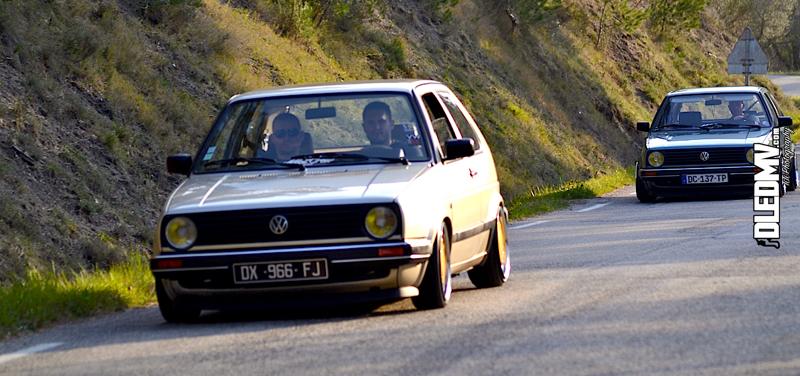 DLEDMV - VW 2 GOlf 2 Bastien & Matthieu - 16