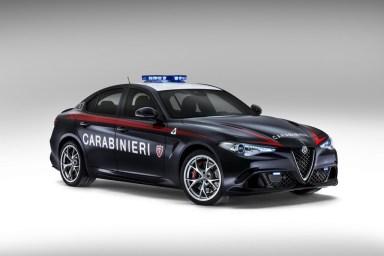 DLEDMV - Alfa Giulia QV & Carabinieri - 03