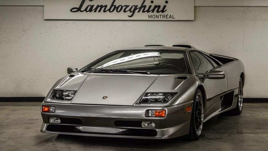 DLEDMV - Lamborghini Diablo SV 1 mile - 15