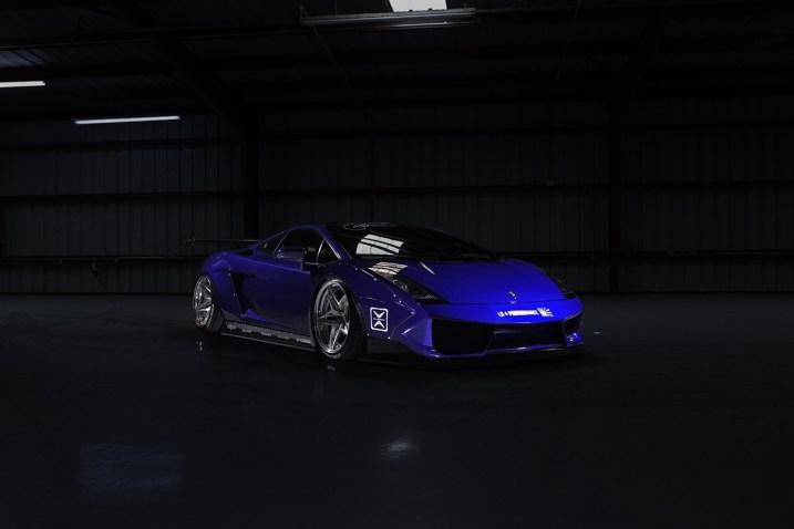 DLEDMV Lamborghini Liberty Walk Optimus 01