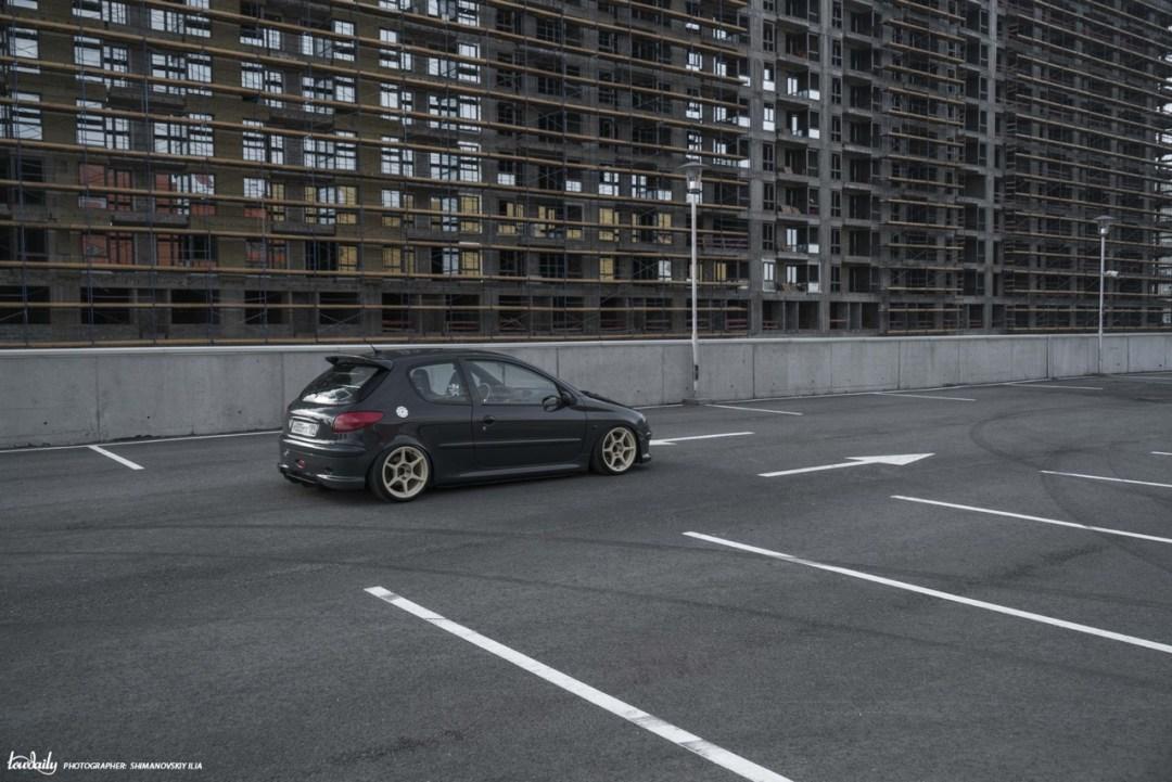 DLEDMV - Peugeot 206 S16 Russe - 07