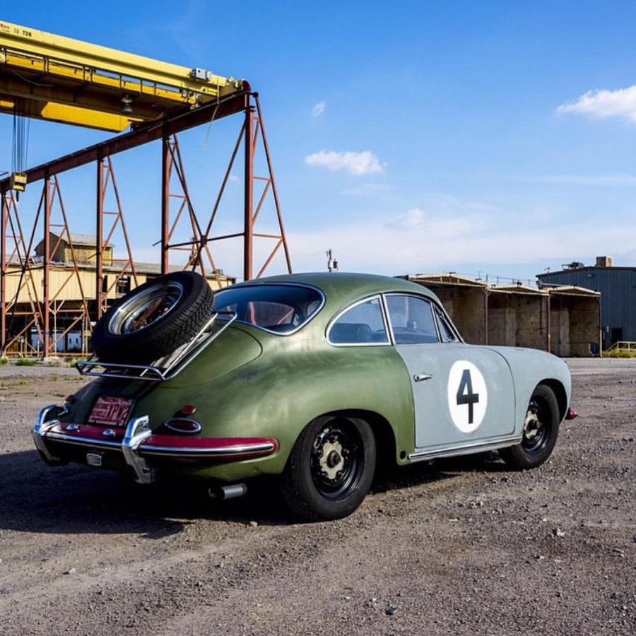 DLEDMV - Porsche 356 FourTillFour - 06
