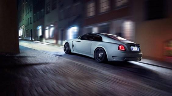 DLEDMV - Rolls-Royce Wraith Spofec - 01