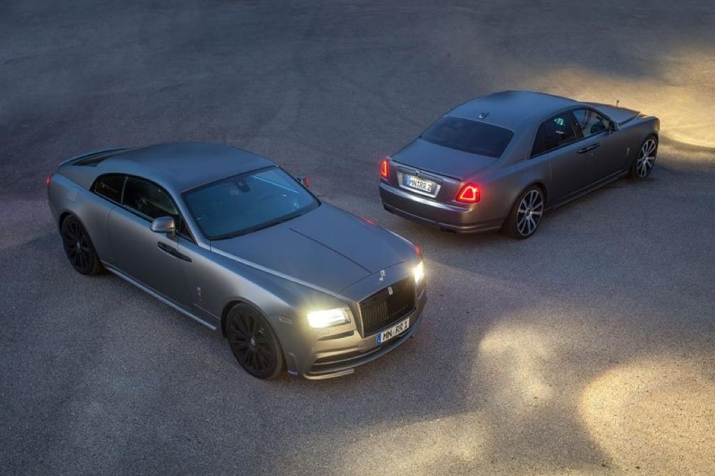 DLEDMV - Rolls-Royce Wraith Spofec - 02