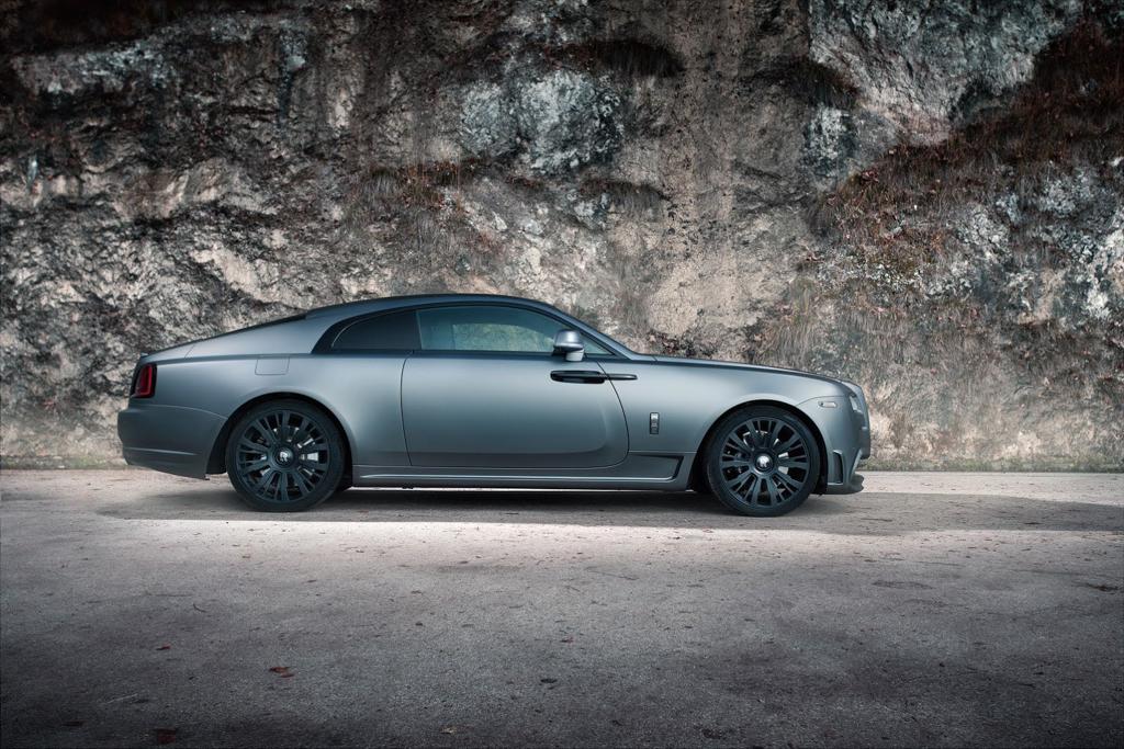 DLEDMV - Rolls-Royce Wraith Spofec - 12