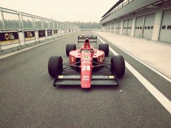 DLEDMV - Ferrari F1 66 ans Onboard - 06