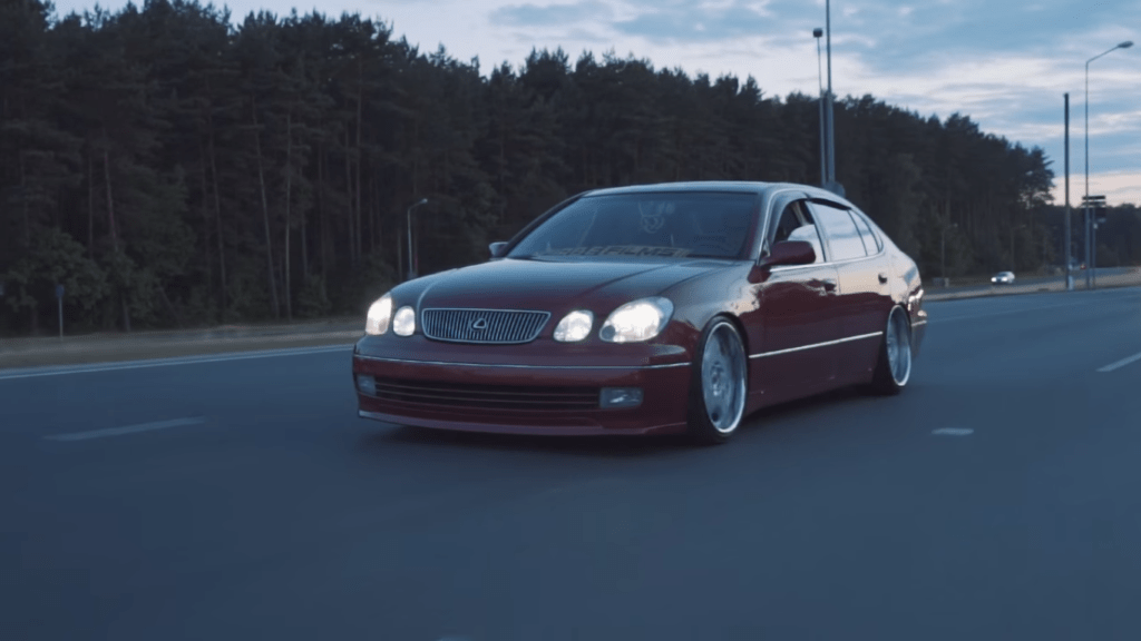 DLEDMV GS300 Stanced daily 02