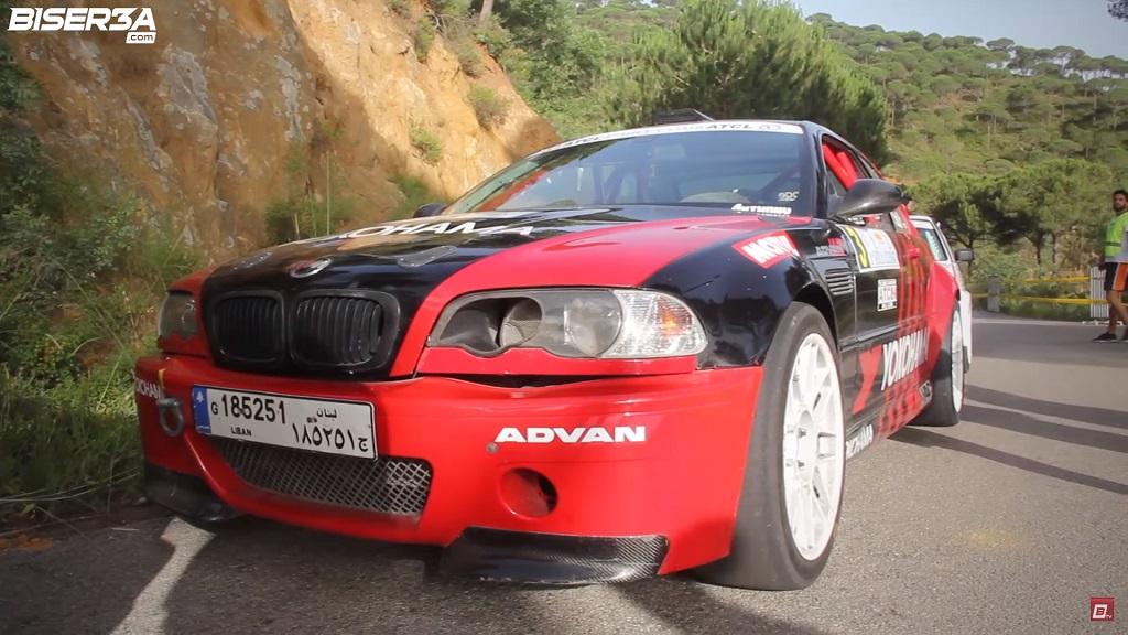 DLEDMV Hillclimb M3 Liban 01
