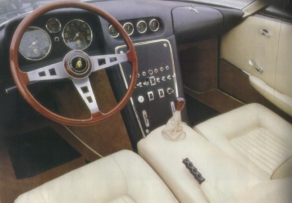 DLEDMV - Lamborghini 350 GTV concept - 01