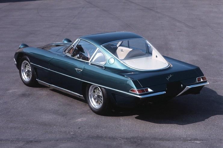 DLEDMV - Lamborghini 350 GTV concept - 06