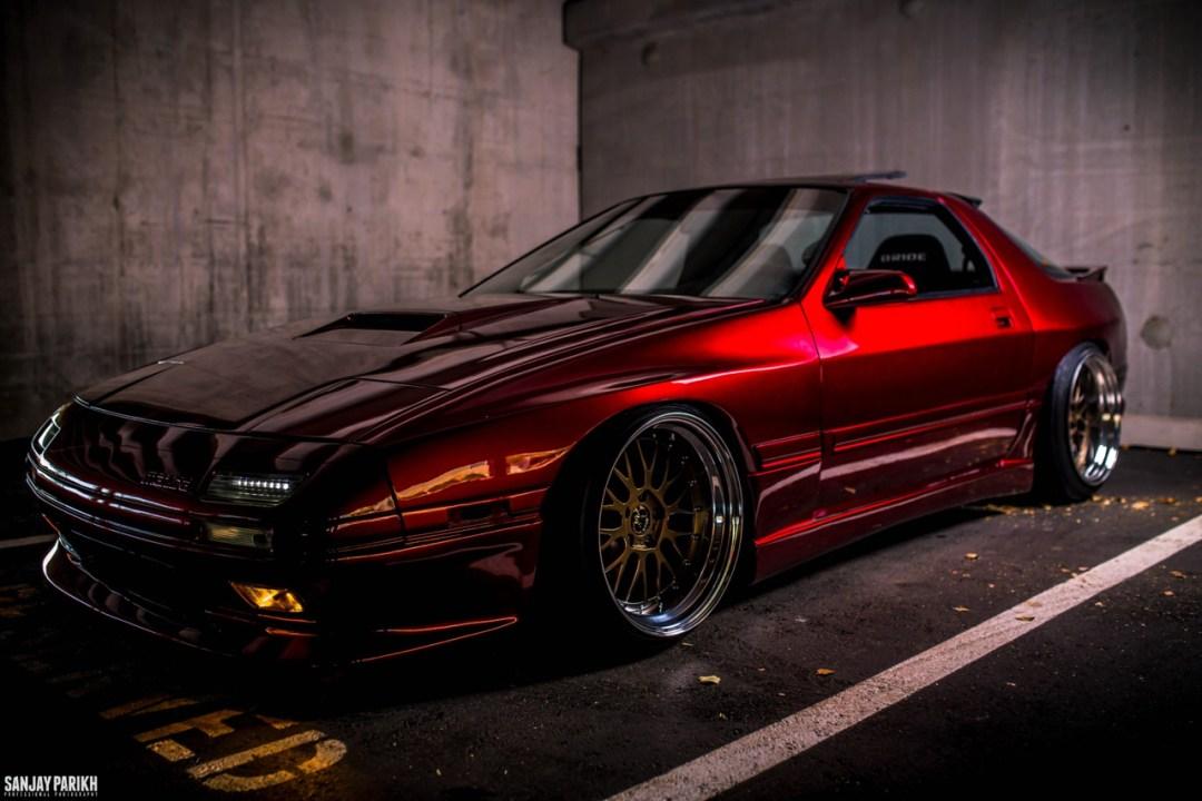 DLEDMV - Mazda RX7 FD Swap V8 - 04