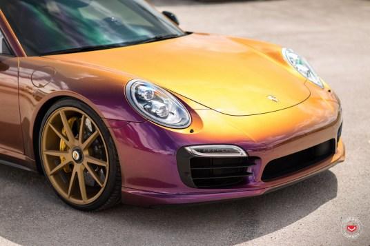 DLEDMV - Porsche 911 Turbo S Vossen cameleon - 02