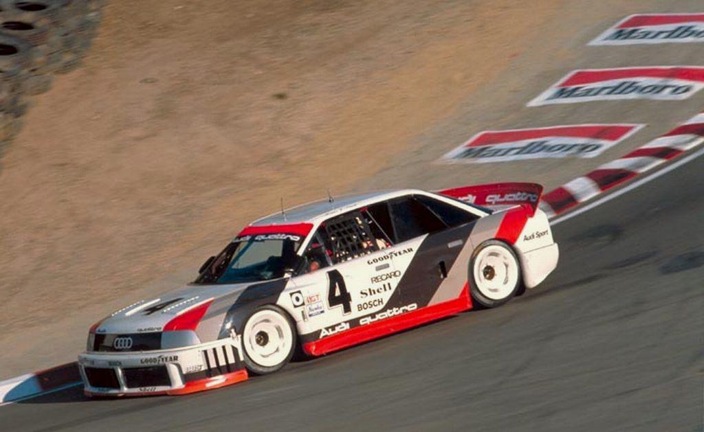 Audi 90 GTO IMSA - Le démon des circuits ! 11