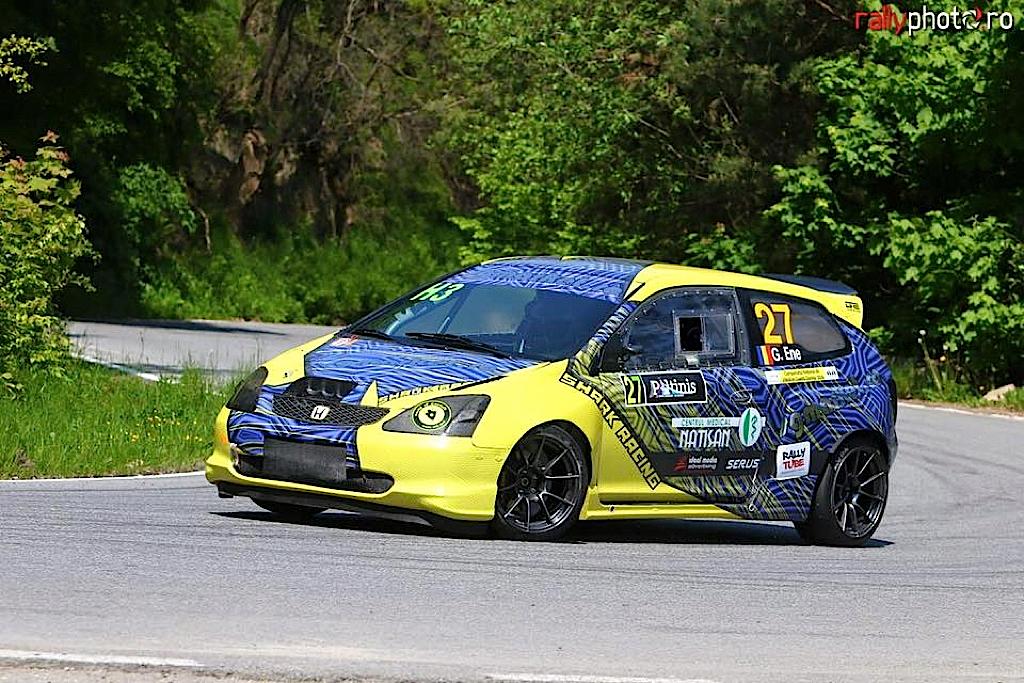 DLEDMV - Honda CTR Shark Racing - 01