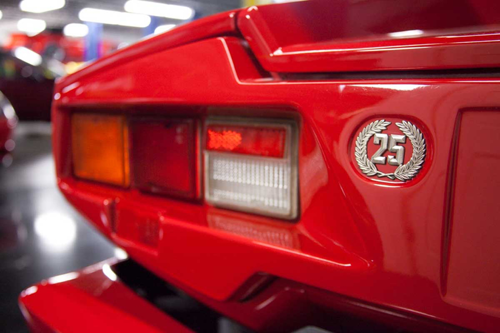 DLEDMV - Lamborghini Countach 25th - 07