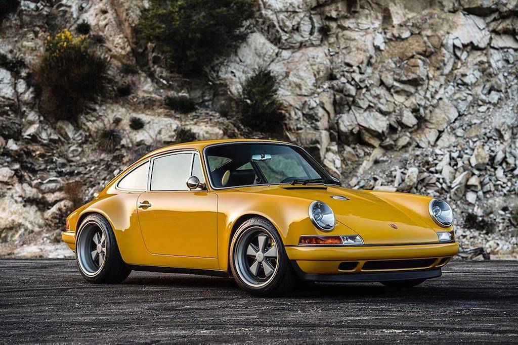 DLEDMV - Porsche 911 Singer Aurora - 01