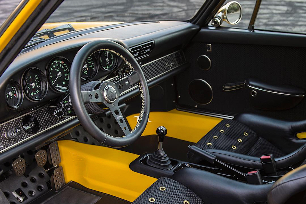 DLEDMV - Porsche 911 Singer Aurora - 02