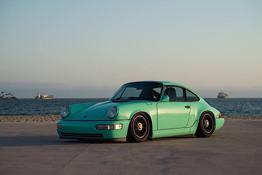 DLEDMV - Porsche 964 Rotiform Peppermint - 05
