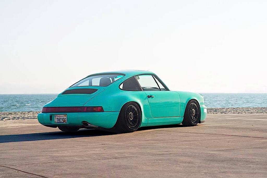 DLEDMV - Porsche 964 Rotiform Peppermint - 06