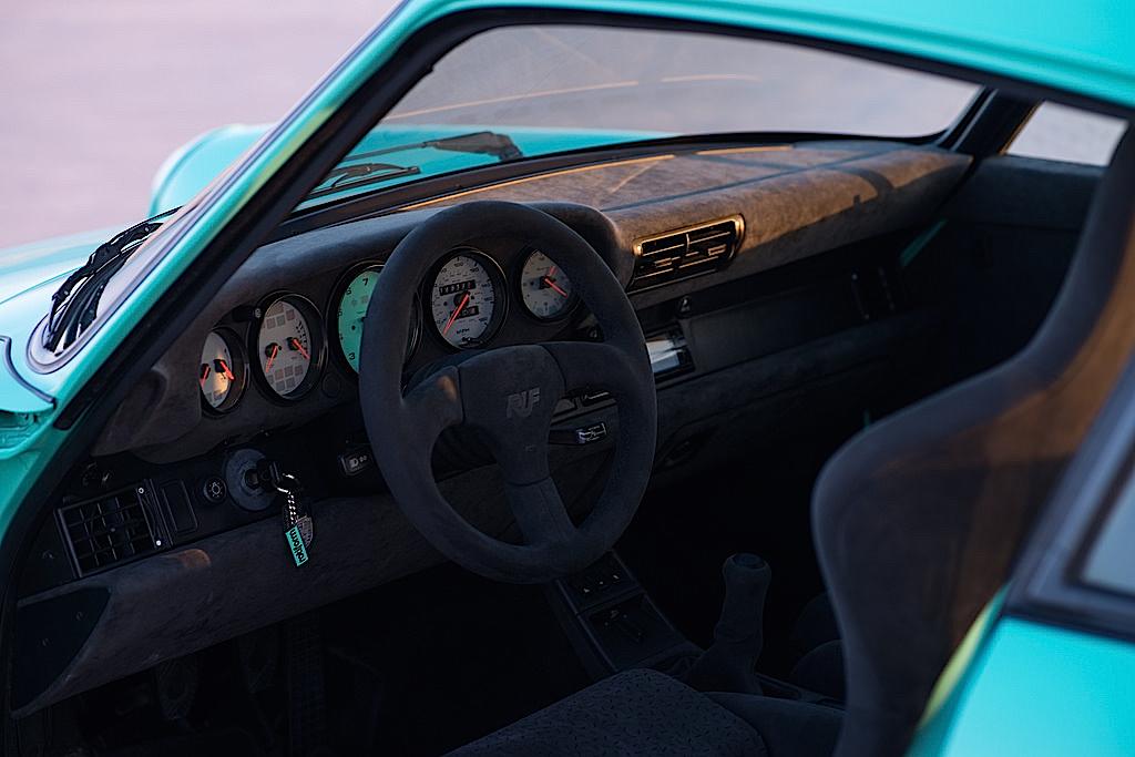 DLEDMV - Porsche 964 Rotiform Peppermint - 08