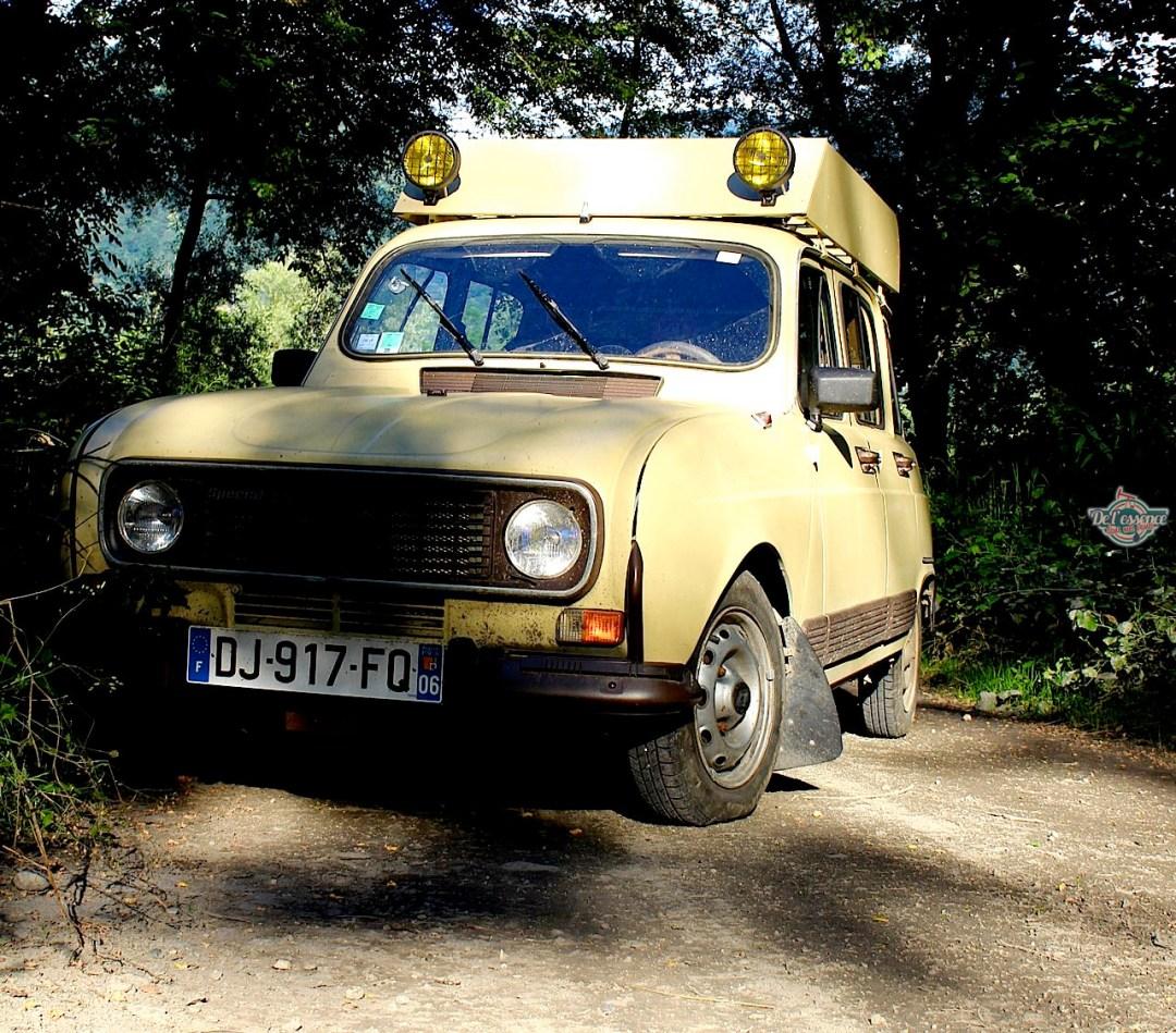 DLEDMV - Renault 4L trophy  - 07