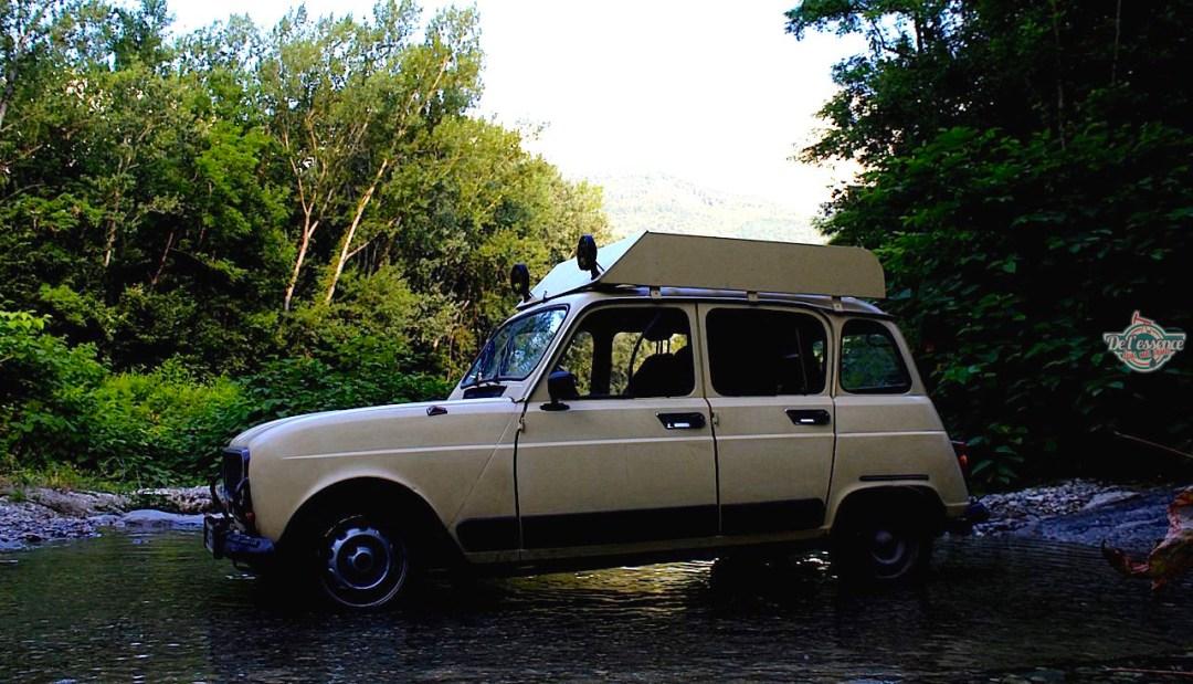 DLEDMV - Renault 4L trophy  - 15