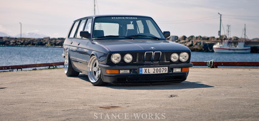DLEDMV - BMW E28 Touring - 01