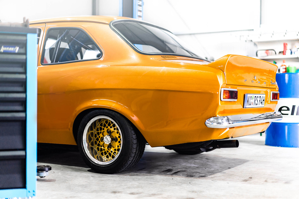 DLEDMV - Ford Escort RS2000 MK1 Restomod -08
