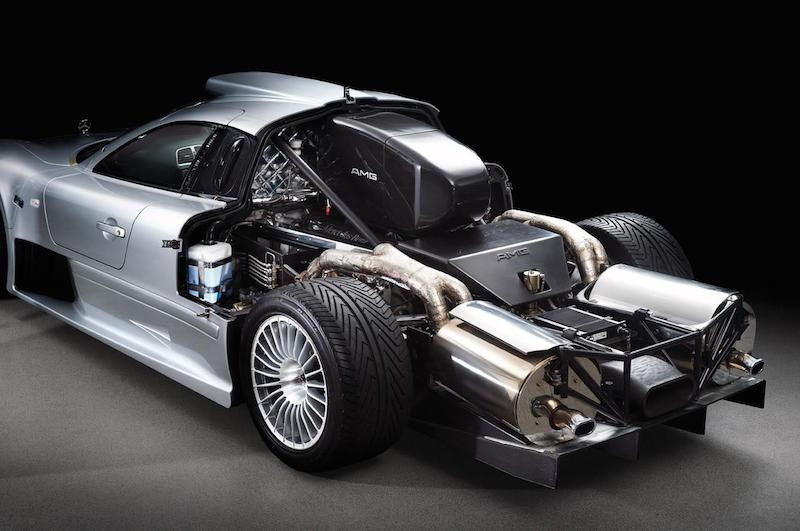 DLEDMV - Mercedes CLK GTR #1 -07