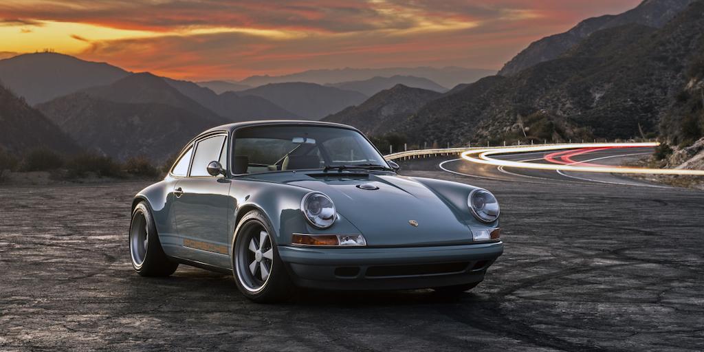 DLEDMV - Porsche 911 Singer Florida Speed - 02
