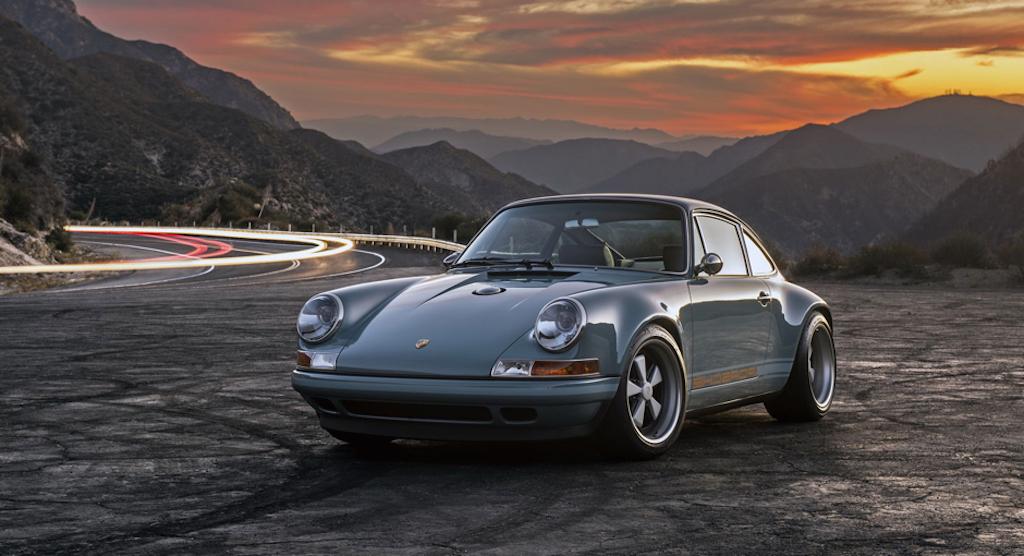 DLEDMV - Porsche 911 Singer Florida Speed - 04
