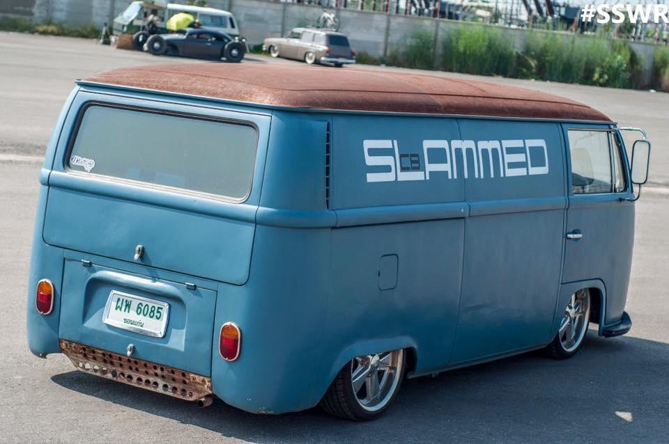 DLEDMV - Slammed VW Combi panel - 02