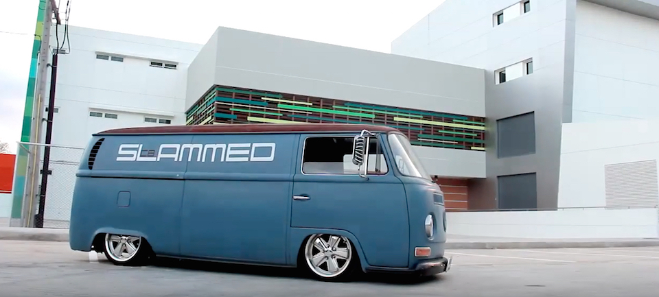 DLEDMV - Slammed VW Combi panel - 06