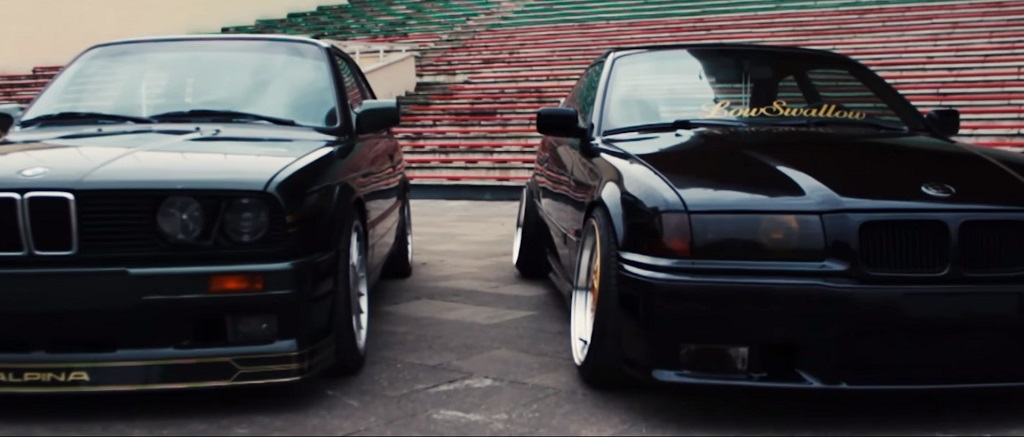 DLEDMV alpina C30 vs E36 03